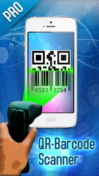 QR-Barcode Scanner Pro