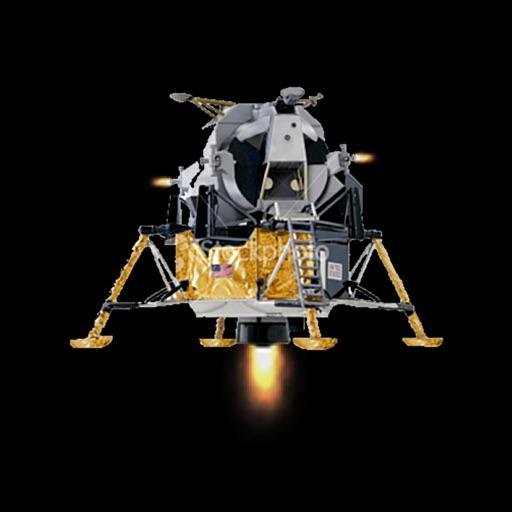 Docking the LEM lunar lander with the CSM