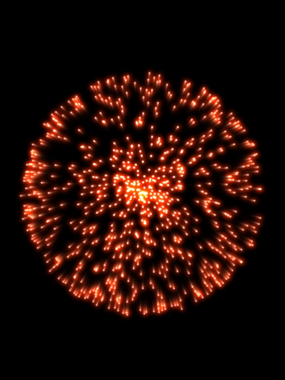 Real Fireworks Visualizer Pro screenshot-1