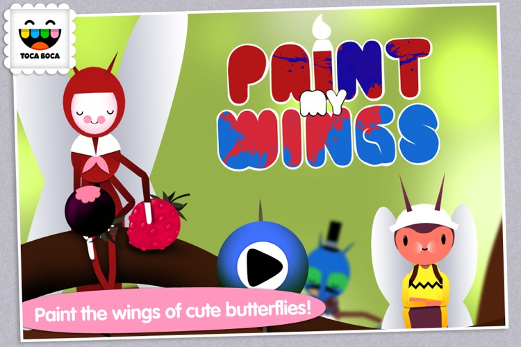 Paint My Wings screenshot-0