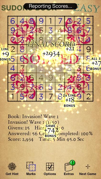 Big Bad Sudoku Book screenshot-4