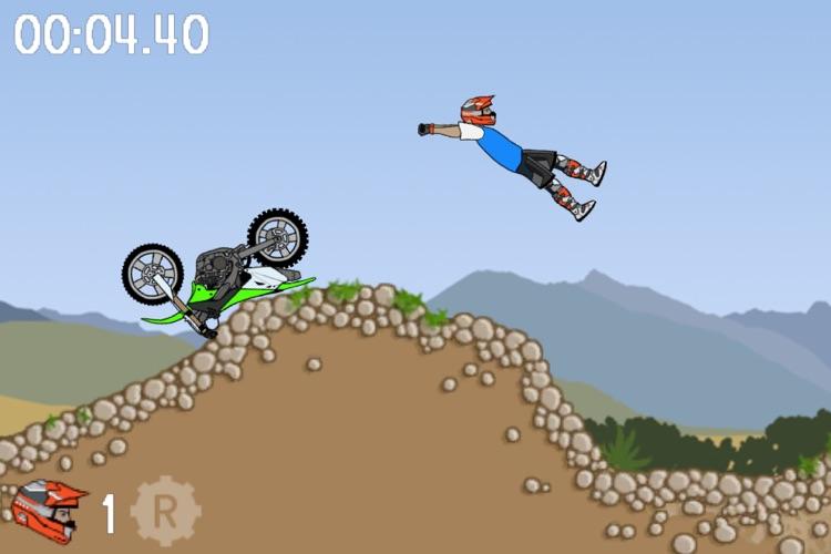 Moto X Mayhem Lite screenshot-3