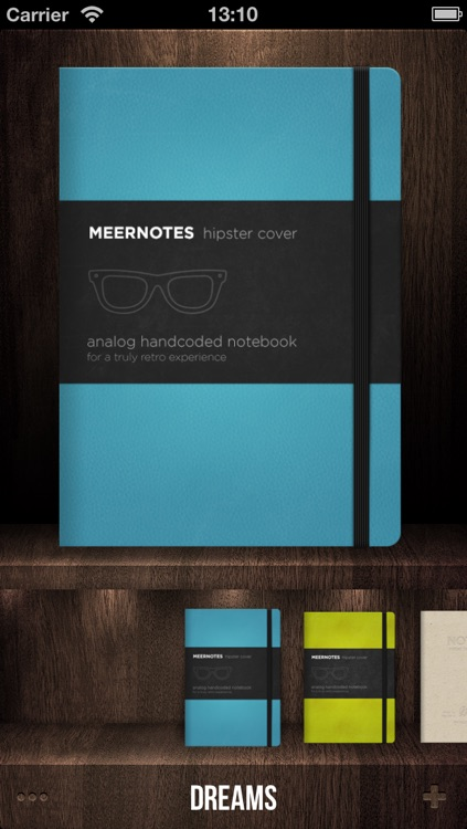 Meernotes screenshot-0