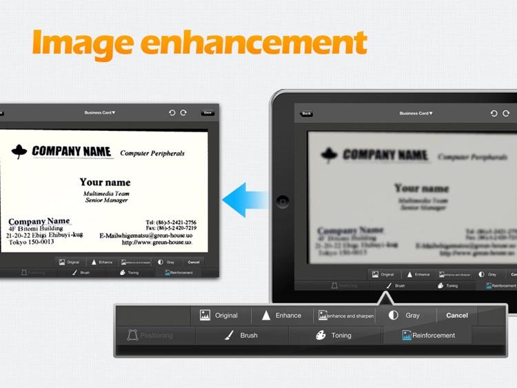 WorldScan HD - Scan Documents & Share PDF screenshot-4