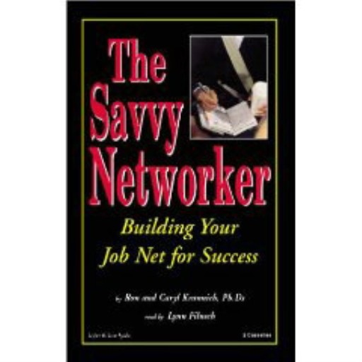 The Savvy Networker (Audiobook)