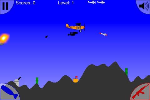 Bomber Zone Lite (FREE) screenshot-4