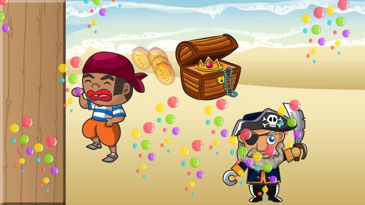 Pirates Puzzles for Toddlers and Kids : Discover the Pirate Bay ! screenshot-4