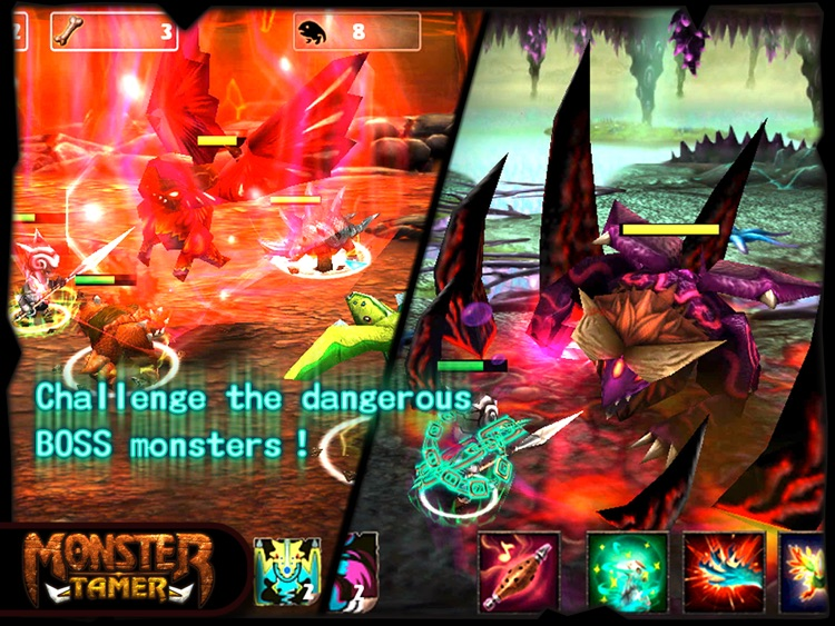 Monster Tamer HD