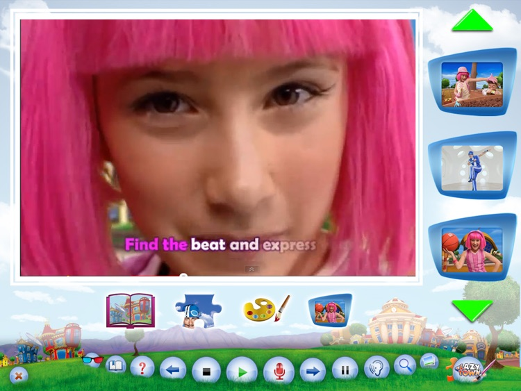 LazyTown's Friends Forever BooClip screenshot-4
