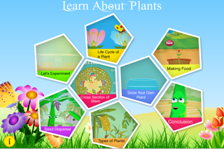 Learn About Plants screenshot two