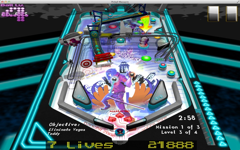 Pinball Massacre Screenshot
