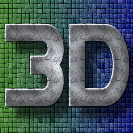 3D Wallpapers Lite iOS App