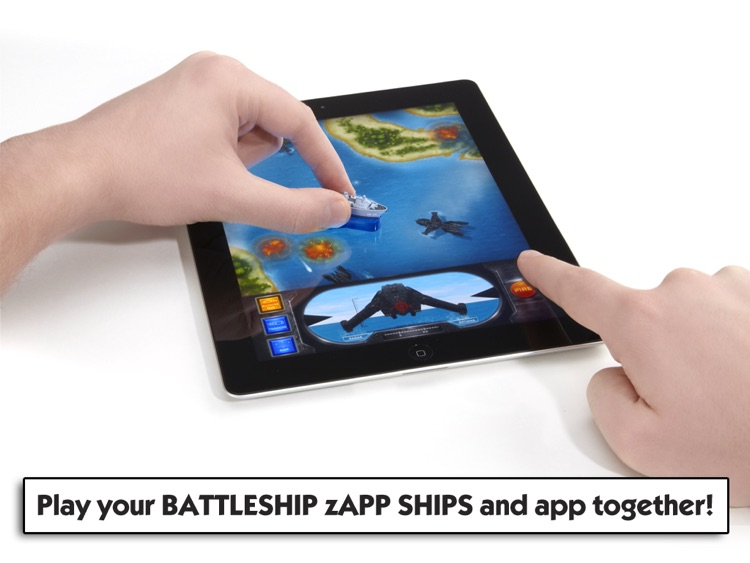 BATTLESHIP zAPPed EDITION MOVIE EDITION