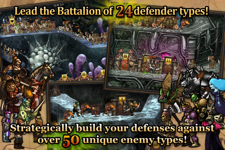 Defender Chronicles II: Heroes of Athelia screenshot-3