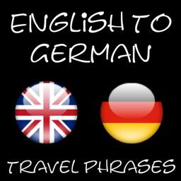 English - German Travel Phrases