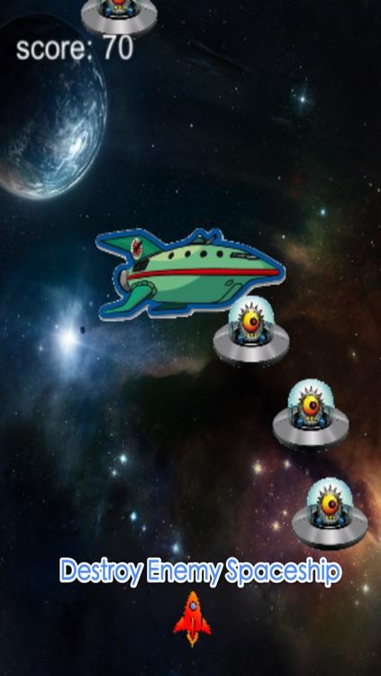 Alien Invasion: Space War Free