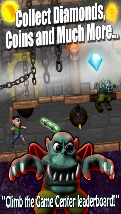 Sam Swipe Castle World screenshot-0