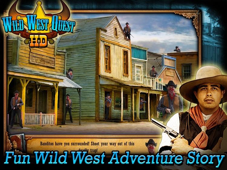 Wild West Quest HD