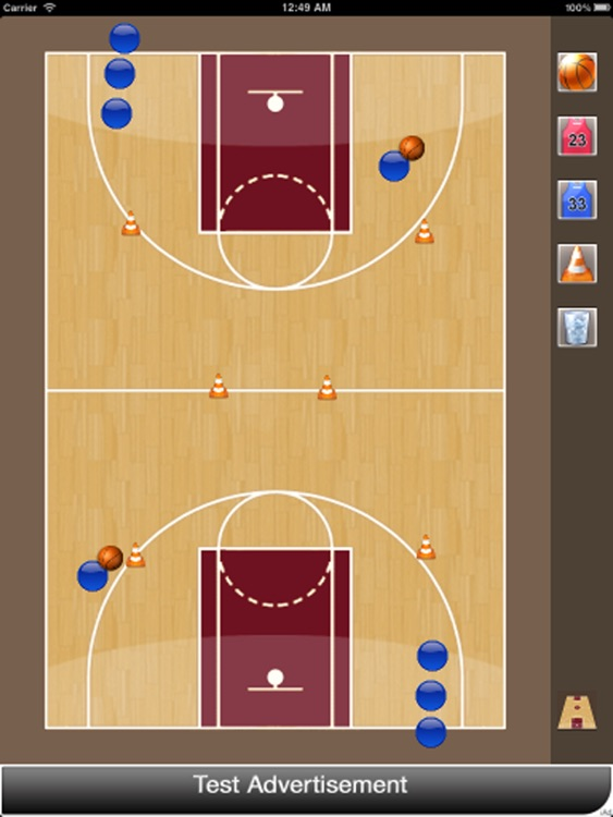 Basket-Ball Board Free