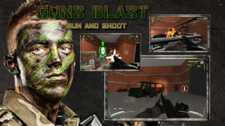 Guns Blast - Run and Shootのおすすめ画像1