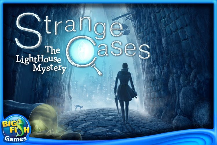 Strange Cases: The Lighthouse Mystery (Full) screenshot-0