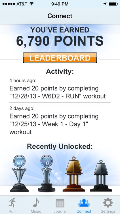 Ease into 5K - Free, run walk interval training program, GPS tracker screenshot-4