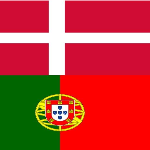 Danish - Portuguese - Danish dictionary