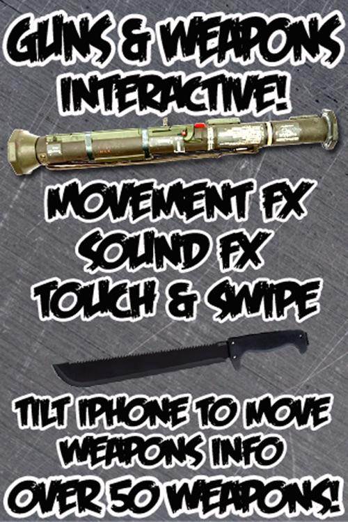 Guns & Weapons Interactive FX screenshot-4