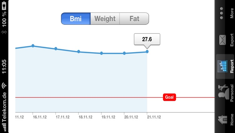 Bmi/BodyFat Calculator+More screenshot-4