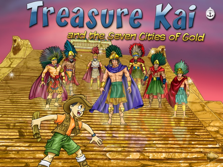 Treasure Kai and the Seven Cities of Gold screenshot-0