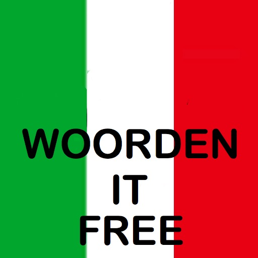 Woorden IT Free (Italian Course)