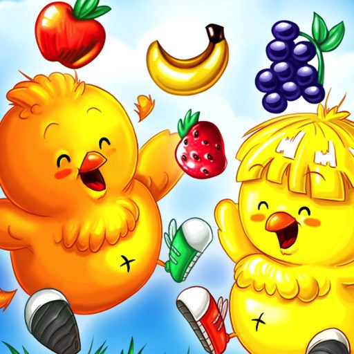 Fruit Smash for iPad icon