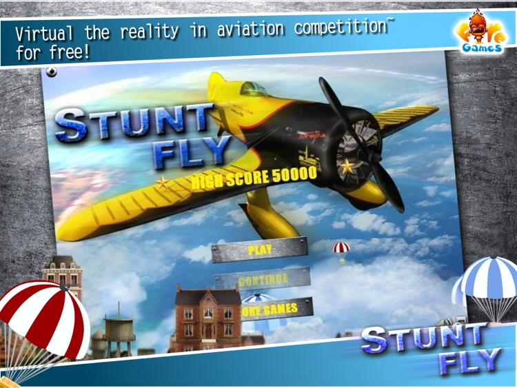 Stunt Fly Free