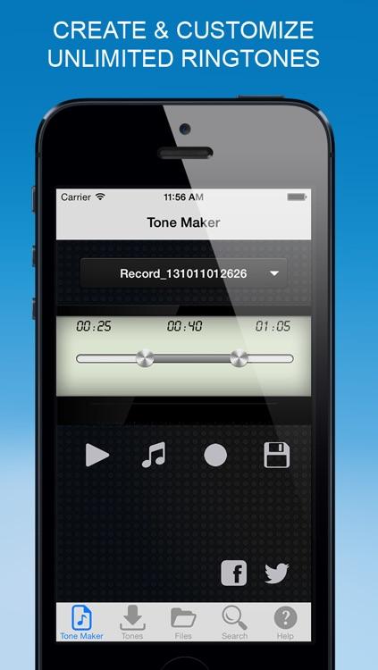 Ringtones iOS 7 Edition. screenshot-4