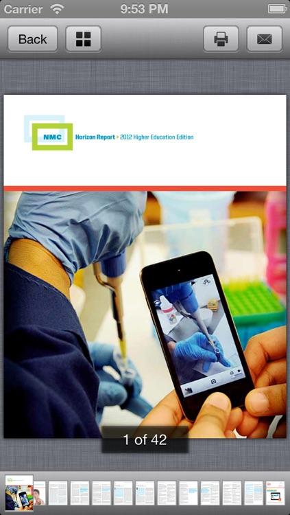 NMC Horizon EdTech Weekly