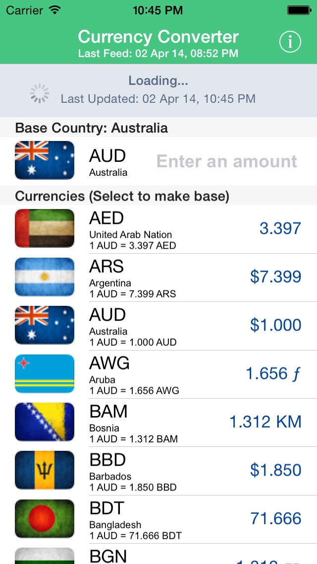 Currency Converter By Supermichael Faz Finance Category 10