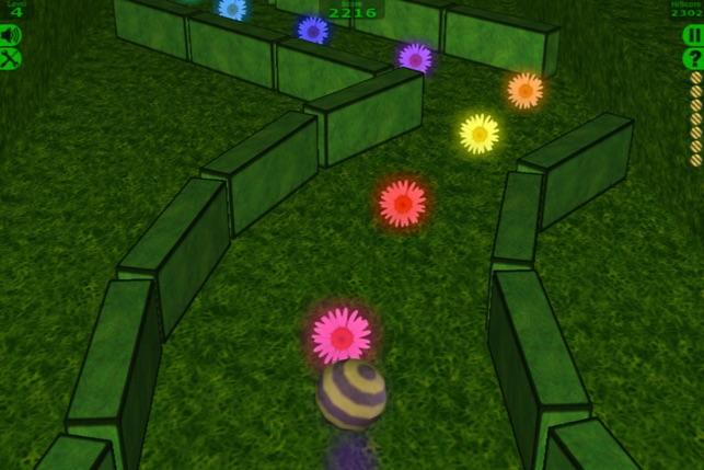 BiiBall 3D Lite, game for IOS