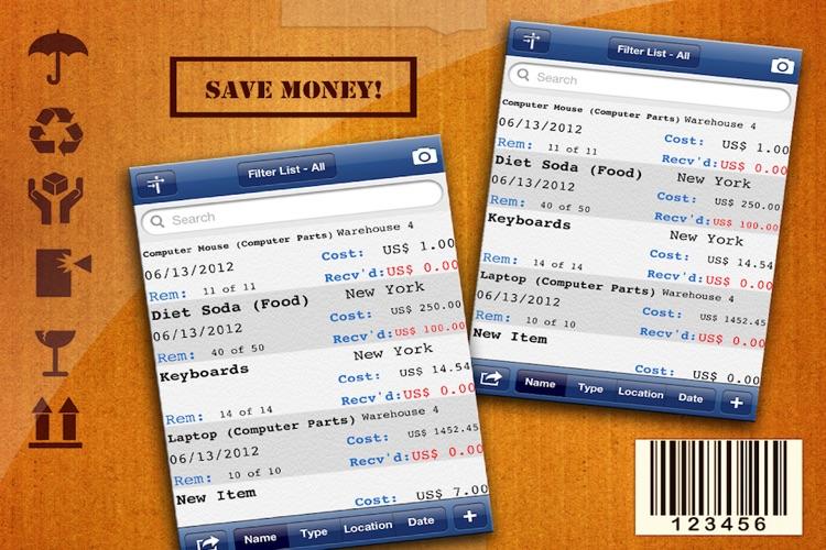 Business Inventory screenshot-3
