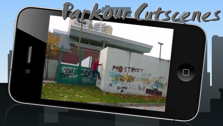 iTraceur - Parkour / Freerunning Platform Game screenshot-4