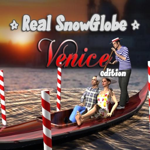 Real SnowGlobe Venice