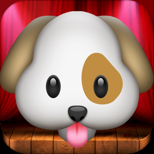 My Talking Dog Emoji icon