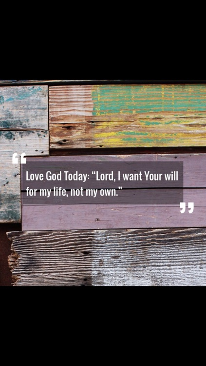 Love Out Loud Devotional screenshot-4