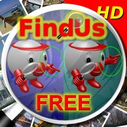 FindUs HD - Free