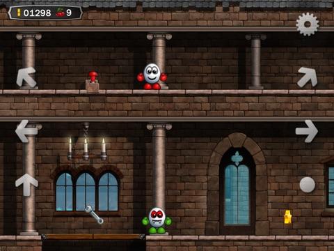 Screenshot #4 for Dizzy - Prince of the Yolkfolk for iPad