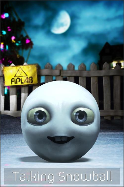 Talking Snowball