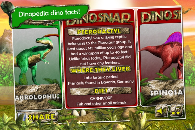 Dino Snap screenshot-3