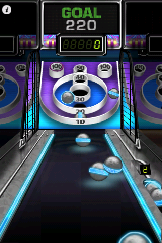 Arcade Bowling™ LITE screenshot four