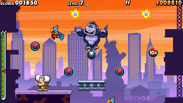 Air Monkeys in New York screenshot-3