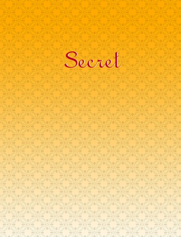 Secret e-Magazine-ipad-0