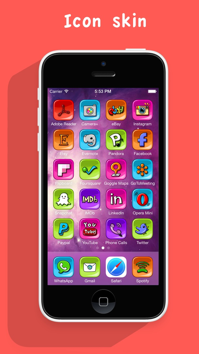 Screenshot for Customize My Screen Pro in Finland App Store